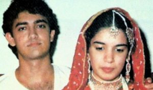 Aamir khan first wife