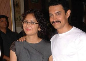 Aamir khan wife