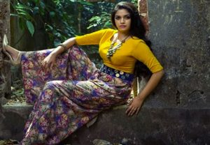 actress keerthi suresh wikipedia